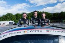 Dijon-Junior Trophy/Autosport.be: De Drie Musketiers van Belgium Racing!