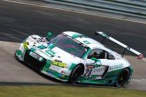 VLN5: Recordtijd en winst voor Land Motorsport Audi