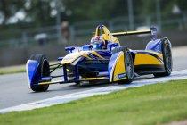 Donington: Sébastien Buemi snelste op eerste testdag