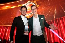 Kampioen Kenny Herremans is nu ook RACB Rookie of The Year!