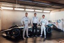 Mercedes behoudt Stoffel Vandoorne en Nyck de Vries