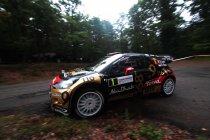 Rally van de Condroz: Geen Loix, maar wel Loeb aan de start