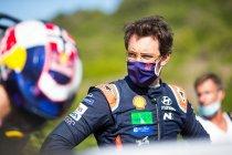 Neuville snelste tijdens shakedown Rally Il Ciocco