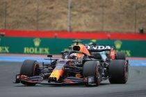 GP Frankrijk: favoriet Max Verstappen op pole