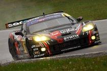 Jerez de la Frontera: V8 Racing Corvette en Seyffarth Mercedes winnen ieder een manche