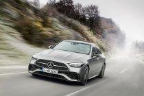 Mercedes-Benz toont nieuwe C-Klasse