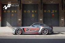 QSR Racing wil met Mercedes GT4 'Evo' naar Belcar