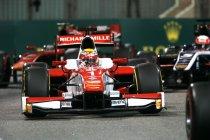 Abu Dhabi: Leclerc sluit dominant seizoen in stijl af