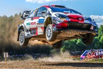 WRC: Rovanperä vliegt met winst geschiedenis in, Hyundai bijt van zich af