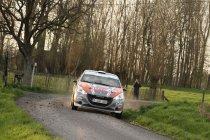TAC Rally: Geusens en Dewallef foutloos bij de juniors