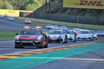 6H Spa: Rovera wint eerste tumultueuze Porsche Cup race - Van Parijs beste Belg