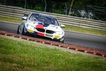 Benjamin Lessennes op dreef tijdens eerste testen voor FFSA GT