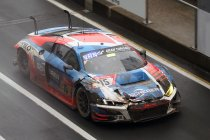 24H Nürburgring: FLASH: Dries Vanthoor van de baan