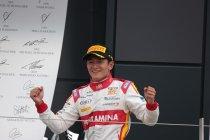 Silverstone: Race 2: Haryanto wint - Vandoorne negende