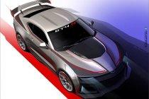 Chevrolet stelt Camaro GT4.R voor