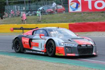 24H Spa: Team WRT Audi #1 topt prekwalificatie - drie Belgen in top drie