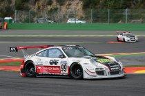 BRCC 24H Spa: Geen loon naar werken ondanks vier podia voor Belgium Racing