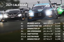 Brits GT past kalender aan