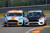 Spa Euro Race: Kenny Herremans en Dylan Derdaele verdelen de winst