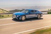 Bentley presenteert derde generatie Continental GT - Basis voor nieuwe GT3