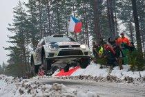 WRC: Rally Zweden staat voor hete vuren
