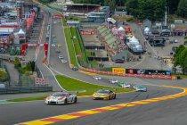 Spa: Nieuw deelnemersrecord voor de Lamborghini Blancpain Super Trofeo Europe