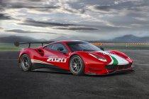 Ferrari stelt 488 GT3 Evo 2020 voor
