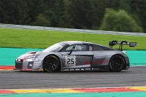 24H Spa: Audi neemt leiding over van Mercedes