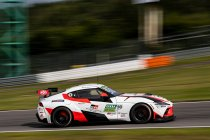Nürburgring: Nico Verdonck op het podium