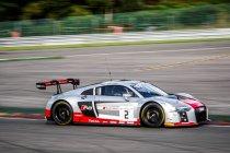 WRT en Audi opnieuw op het podium van de Total 24 Hours of Spa