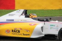 Spa Euro Race: Spa Euro Race: Ulysse De Pauw snelste Belg in F4
