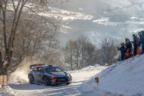 Rallye Monte Carlo: Thierry Neuville soeverein leider
