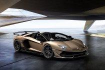Lamborghini Aventador SVJ Roadster, de ultieme roadster