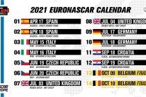 Circuit Zolder krijgt opnieuw finale NASCAR Whelen Euro Series