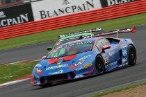 Silverstone: Eerste zege van Vito Postiglione in de Lamborghini Super Trofeo