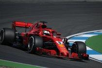 Duitsland: 55ste pole voor Vettel - Vandoorne twintigste
