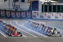 Karting: Dedecker nipt naast podium tijdens WSK Super Master Series in Sarno