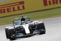 Groot-Brittannië: Hamilton snelst in laatste training - top 10 voor Vandoorne