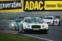 Bentley Team Abt aan de start met drie Bentley's
