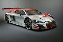 Audi stelt R8 LMS GT3 Evo voor in Parijs