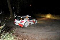 Spa Rally: Verschueren en Van Parys uit koers gezet