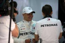 Valtteri Bottas een jaar langer bij Mercedes
