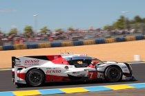 Na 3H: Toyota kan Porsche niet afschudden - Vanthoor kort leider in GTE Am