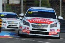 Porto: Yvan Muller domineert tweede oefenrit, Monteiro out