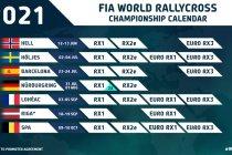 Aangepaste FIA World Rallycross Championship-kalender bekendgemaakt