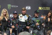 Lohéac: Kristoffersson en Volkswagen vijfde winnaar van het seizoen