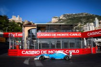 Monaco: Net geen podium voor Max Defourny in race 2