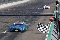 Lausitz: Mercedes aan het feest met zeges voor Mortara en Paffett
