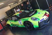 GT Cup Open Europe: Nicolas Vandierendonck en Filip Teunkens met Porsche