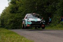 BRC: Ghislain de Mévius  pakt de zege in South Belgian Rally